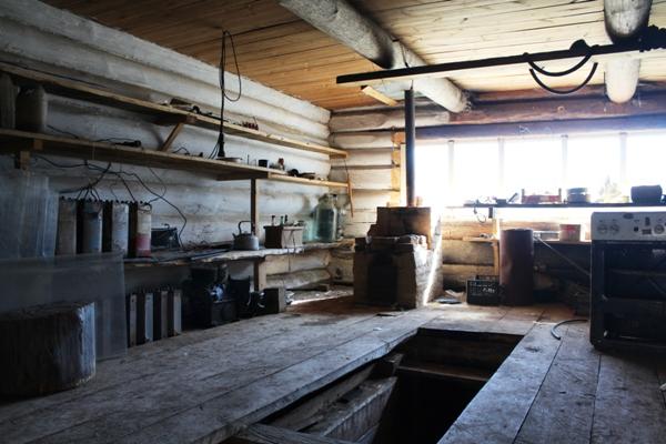 Теплый гараж со смотровой ямой