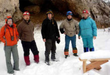 Пещеры Североуральска