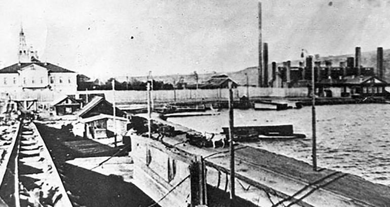 Богословский медеплавильный завод