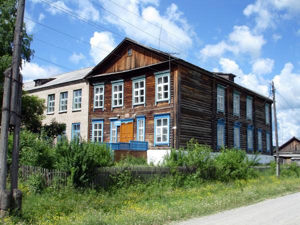 Школа в Маслово