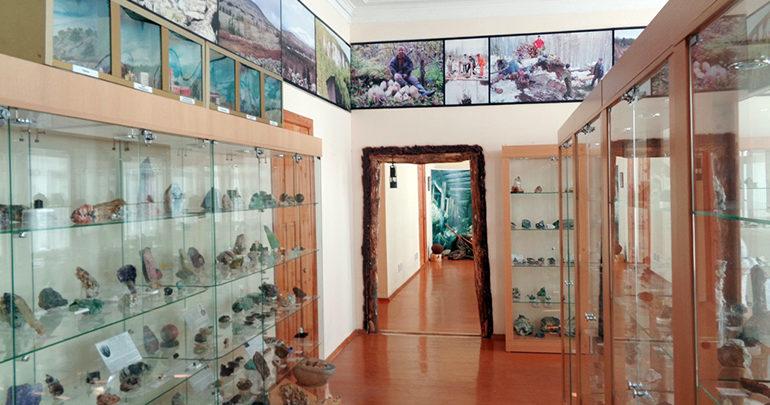 Расширение минералогического музея «Штуфной кабинет»