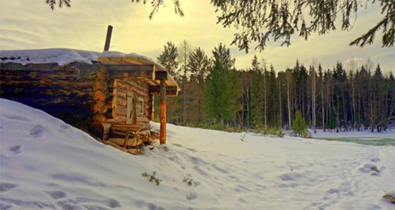 Баронское зимовье, Константиновская сопка и старинный Посниковский рудник