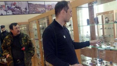 """Открытие музея """"Штуфной кабинет"""""""