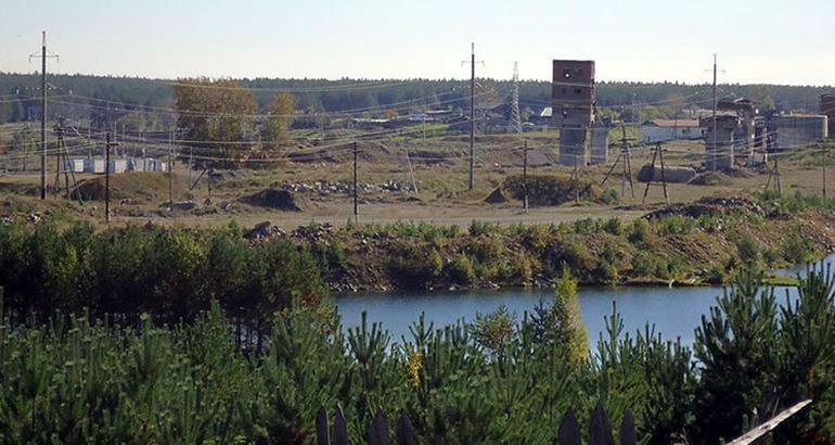 Покровский рудник