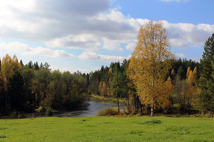 Река Вагран