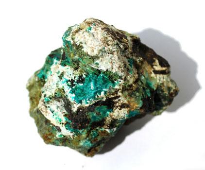 Образец породы с отвала Княсьпинского рудника
