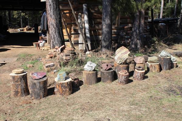 Сад камней. То, что встречается в окрестностях