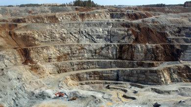 Карьер воронцовского месторождения