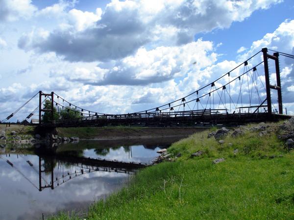 Мост на Золотой