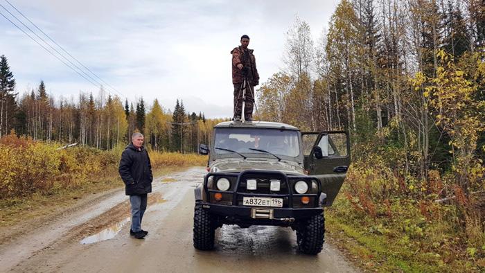 Экспедиция Кутим-17