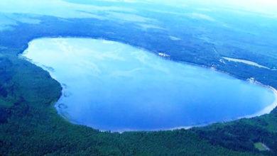 Озеро Турват, Северный Урал