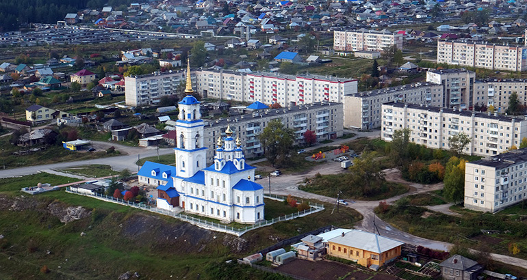 К 260-летию Североуральска