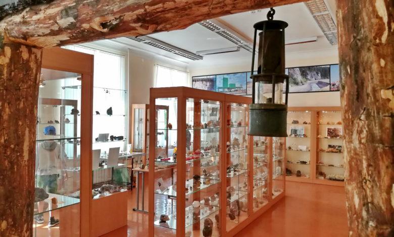 Photo of Минералогический музей «Штуфной кабинет»