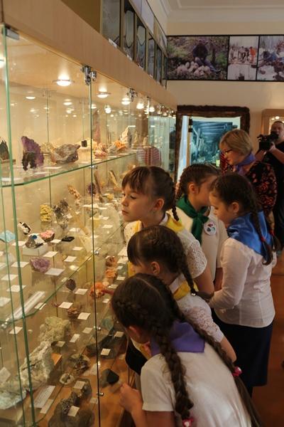 Минералогический музей «Штуфной кабинет»