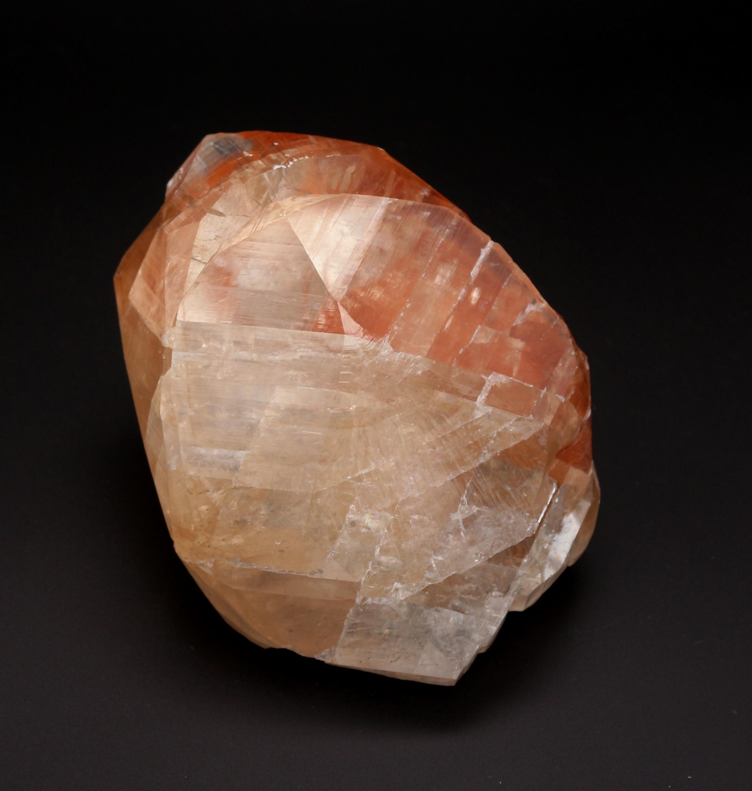 кальцит, крупный кристалл
