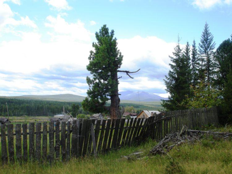 Село Всеволодо-Благодатское