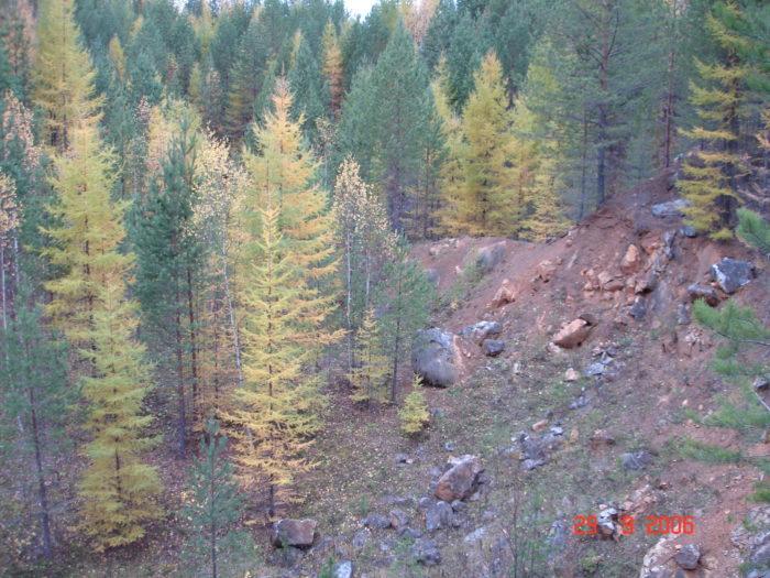 Самский железный рудник Богословского горного округа